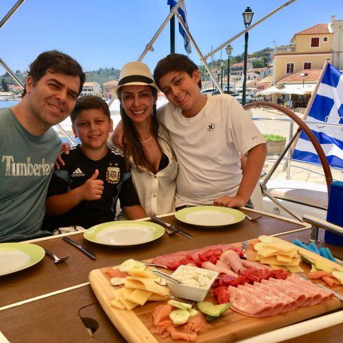 Corfu Day Charters